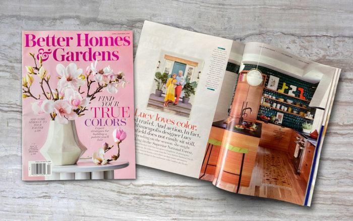 Better Homes & Gardens, April 2020